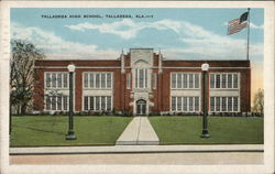 Talladega High School