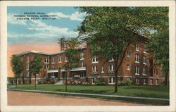 Normal School - Nelson Hall, Dormitory
