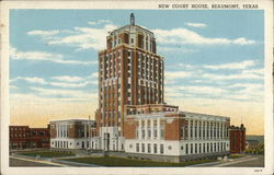 New Court House Postcard