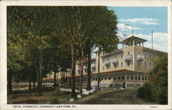 Hotel Conneaut and Grounds