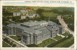 Carnegie Library and Tech School, Schenley Park