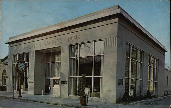 Kingston Savings Bank New York