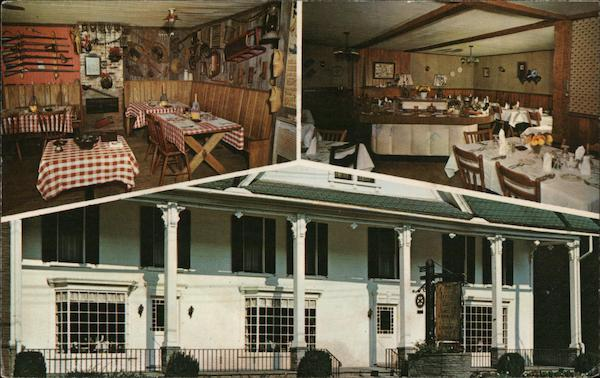 Historic Olde Jericho Tavern Bainbridge New York