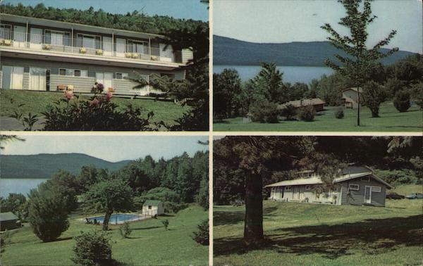 Terrace Motor Inn Cooperstown New York
