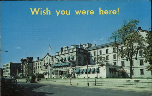 Wish you were here! - The Ohio State Penitentiary Columbus