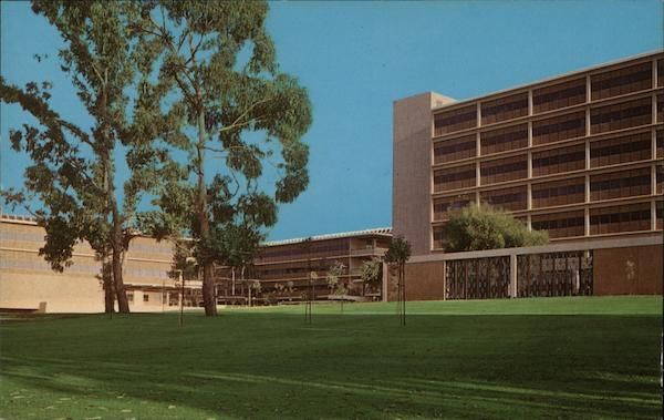 The University of California at San Diego