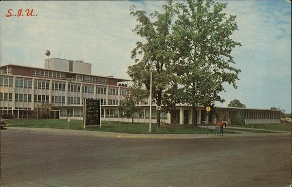 Southern Illinois University Home Economics Building