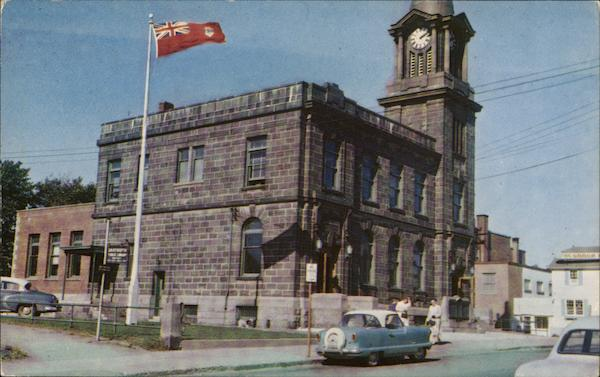 Post Office Dartmouth Canada Nova Scotia