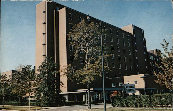 Memorial Hospital of South Bend Indiana