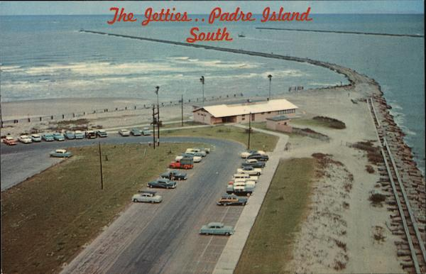 The Jetties, Padre Island Port Isabel Texas