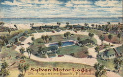 Sylven Motor Lodge, 1021 Highway A1, South
