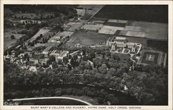 Saint Mary's College and Academy, Holy Cross