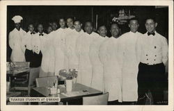 Tuskegee Students at O'Briens'