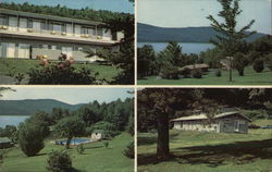 Terrace Motor Inn Postcard