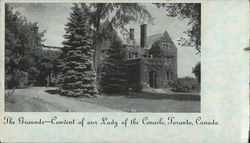 Convent of Our Lady of the Cenacle - The Grounds