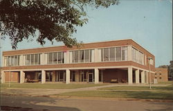 State University College at Fredonia - Cranston Dining Hall