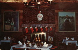 Christmas at The Town Pump Restaurant on Route 88