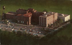 The Genesee Hospital - A Not-for-profit Teaching Hospital - Founded 1887
