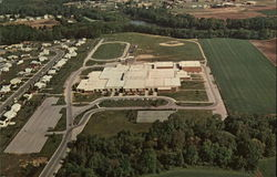 Aerial View of Dover High School