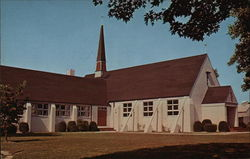 St Martin's In-the-Field Episcopal Church Postcard