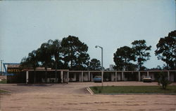 South Wind Motel Postcard