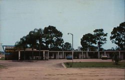 South Wind Motel, U. S. Hwy. #1 Postcard