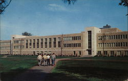 UNiversity of Notre Dame - Nieuwland Science Hall Postcard