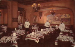 Dining Room of Hotel