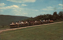 Rich Mountain Scenic Railroad, Queen Wilhelmina State Park