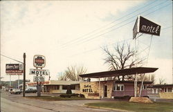 Sterling Motel Postcard