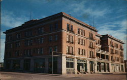 The Famous Goldfield Hotel