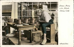 Pottery Making at the Mudmill