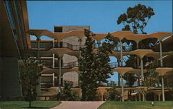 University of California, San Diego - Bonner Hall and Physics-Chemistry Building