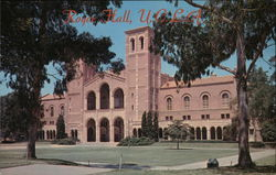 University of California at Los Angeles - UCLA