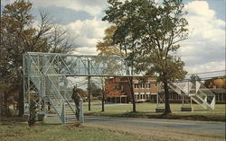 Guardian School Pedestrian Bridge, Guardian Engineering & Development Co.