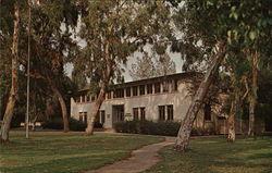 Claremont Men's College - Pitzer Hall, Administration Building