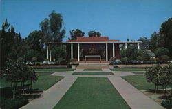 Garrison Theater, Claremont Men's College
