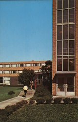 Kent UnIversity - Terrace Hall, Girls Dormitory