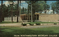 Northwestern Michigan College - Mark Osterlin Library