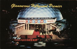 Glamourous Hollywood Premier - Pacific's Cinerama Theatre