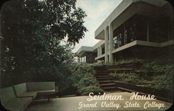 Grand Valley State College - Seidman House Student Center