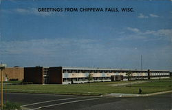 Senior High School - Greetings from Chippewa Falls