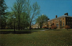 State University College of Brockport - Main Classroom Building and Campus