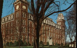 University of Arkansas - Old Main