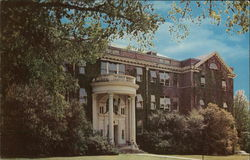 Winthrop College, Kinard Hall Postcard