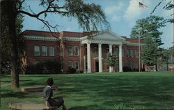 Newberry College - Holland Hall on the Quadrangle