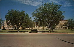 Abilene Christian College - Administration Building