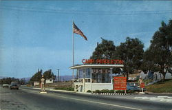 Camp Pendleton - USMC Main Gate