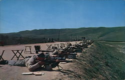 Camp Joseph H. Pendleton - Rifle Range