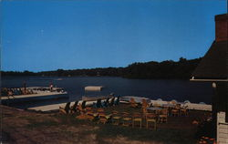 Ardsleigh Beach and Boat Basin, Lake Mahopac